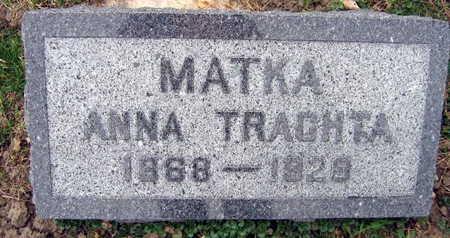 TRACHTA, ANNA - Linn County, Iowa | ANNA TRACHTA