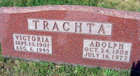 TRACHTA, ADOLPH - Linn County, Iowa | ADOLPH TRACHTA