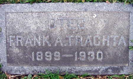 TRACHTA, FRANK A. - Linn County, Iowa | FRANK A. TRACHTA