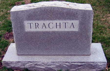 TRACHTA, FAMILY STONE - Linn County, Iowa | FAMILY STONE TRACHTA