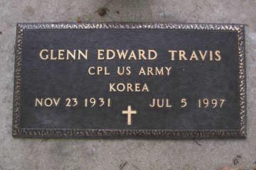 TRAVIS, GLENN EDWARD - Linn County, Iowa | GLENN EDWARD TRAVIS