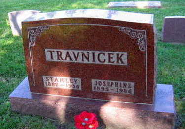 TRAVNICEK, STANLEY - Linn County, Iowa | STANLEY TRAVNICEK