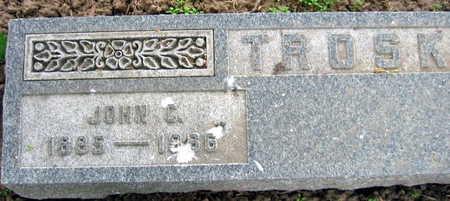 TROSKY, JOHN C. - Linn County, Iowa | JOHN C. TROSKY