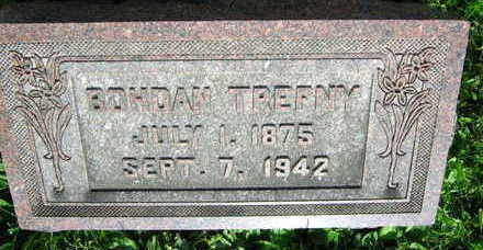 TREFNY, BOHDAN - Linn County, Iowa   BOHDAN TREFNY