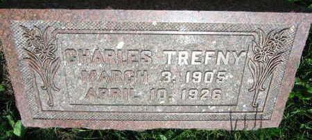 TREFNY, CHARLES - Linn County, Iowa | CHARLES TREFNY