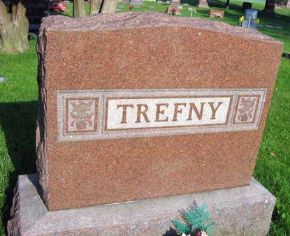 TREFNY, FAMILY STONE - Linn County, Iowa | FAMILY STONE TREFNY