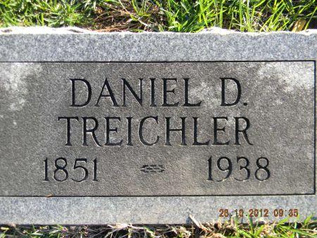 TREICHLER, DANIEL D. - Linn County, Iowa | DANIEL D. TREICHLER