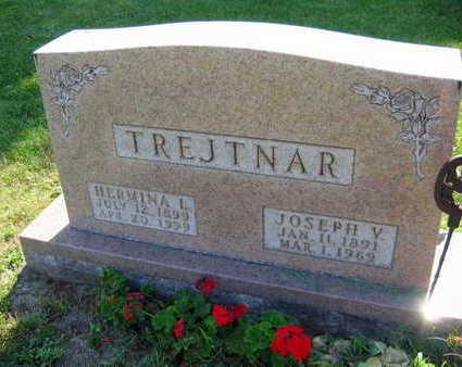 TREJTNAR, JOSEPH V. - Linn County, Iowa | JOSEPH V. TREJTNAR