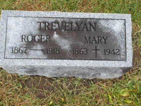TREVELYAN, MARY   (MARY A.) - Linn County, Iowa | MARY   (MARY A.) TREVELYAN