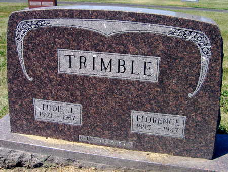 TRIMBLE, FLORENCE - Linn County, Iowa | FLORENCE TRIMBLE