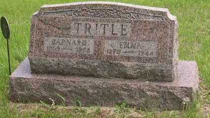 TRITLE, EMMA - Linn County, Iowa | EMMA TRITLE