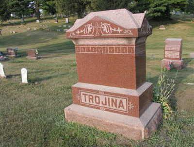 TROJINA, FAMILY STONE - Linn County, Iowa | FAMILY STONE TROJINA