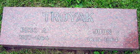 TROYAK, JOHN - Linn County, Iowa   JOHN TROYAK