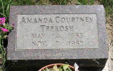 TRPKOSH, AMANDA COURTNEY - Linn County, Iowa   AMANDA COURTNEY TRPKOSH