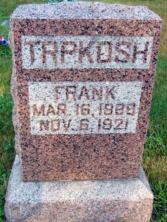 TRPKOSH, FRANK - Linn County, Iowa | FRANK TRPKOSH