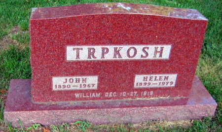 TRPKOSH, JOHN - Linn County, Iowa | JOHN TRPKOSH