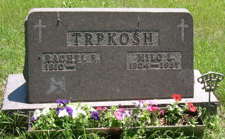 TRPKOSH, MILO L. - Linn County, Iowa | MILO L. TRPKOSH