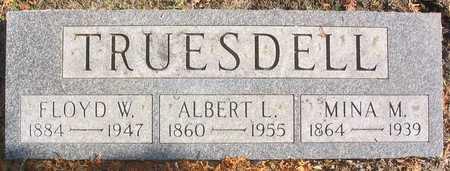 TRUESDELL, ALBERT L. - Linn County, Iowa | ALBERT L. TRUESDELL