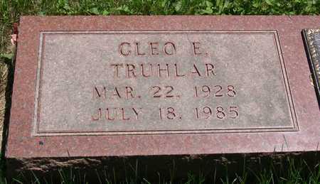 TRUHLAR, CLEO E. - Linn County, Iowa   CLEO E. TRUHLAR