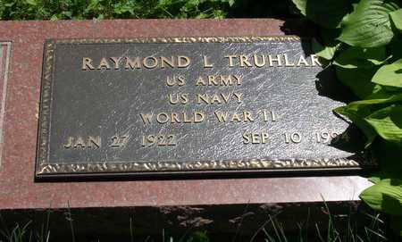 TRUHLAR, RAYMOND L. - Linn County, Iowa | RAYMOND L. TRUHLAR