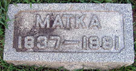 TRUHLICKA, MAKTA - Linn County, Iowa | MAKTA TRUHLICKA