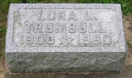 TRUMBULL, LORA L. - Linn County, Iowa | LORA L. TRUMBULL