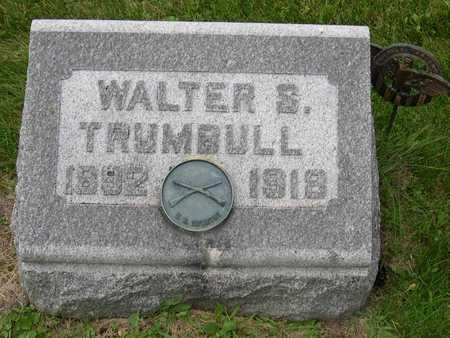 TRUMBULL, WALTER S. - Linn County, Iowa | WALTER S. TRUMBULL