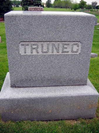TRUNEC, FAMILY STONE - Linn County, Iowa | FAMILY STONE TRUNEC