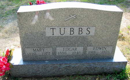 TUBBS, MARY - Linn County, Iowa | MARY TUBBS