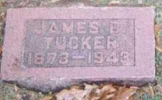 TUCKER, JAMES B. - Linn County, Iowa | JAMES B. TUCKER