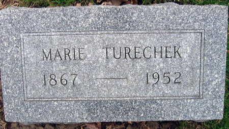 TURECHEK, MARIE - Linn County, Iowa | MARIE TURECHEK