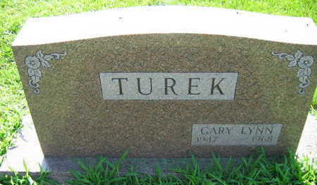 TUREK, GARY LYNN - Linn County, Iowa | GARY LYNN TUREK