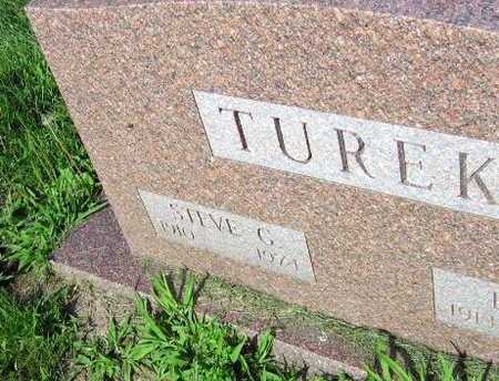 TUREK, STEVE C. - Linn County, Iowa | STEVE C. TUREK