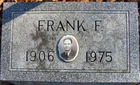 TVRDIK, FRANK F. - Linn County, Iowa | FRANK F. TVRDIK