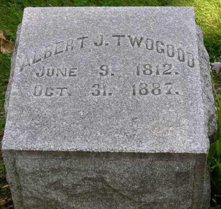 TWOGOOD, ALBERT J. - Linn County, Iowa   ALBERT J. TWOGOOD