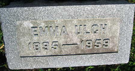 ULCH, EMMA - Linn County, Iowa | EMMA ULCH