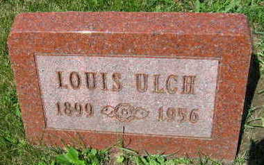 ULCH, LOUIS - Linn County, Iowa | LOUIS ULCH