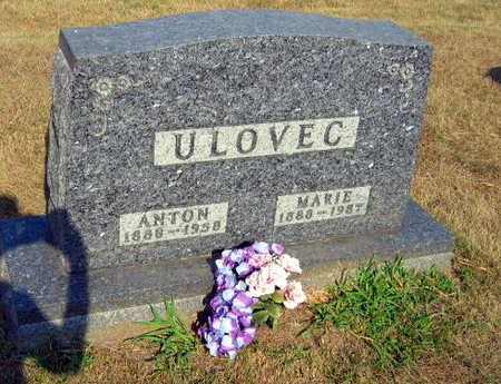 ULOVEC, MARIE - Linn County, Iowa | MARIE ULOVEC