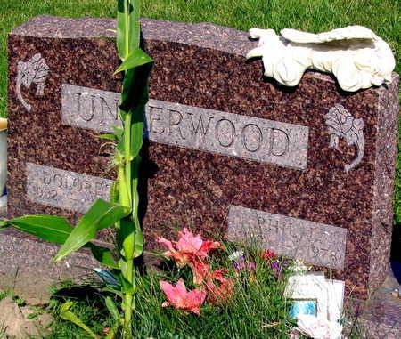 UNDERWOOD, PHIL L. - Linn County, Iowa   PHIL L. UNDERWOOD