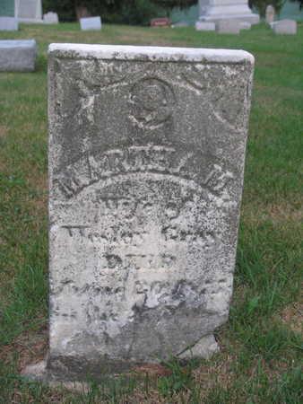 GRAY, MARTHA M. - Linn County, Iowa   MARTHA M. GRAY