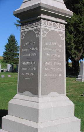 URE, MARY D. - Linn County, Iowa | MARY D. URE