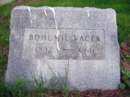 VACEK, BOHUMIL - Linn County, Iowa | BOHUMIL VACEK