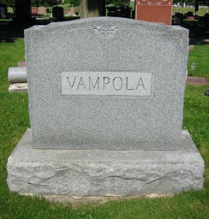 VAMPOLA, FAMILY STONE - Linn County, Iowa | FAMILY STONE VAMPOLA