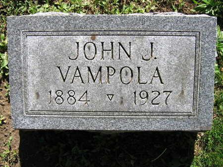 VAMPOLA, JOHN J. - Linn County, Iowa | JOHN J. VAMPOLA