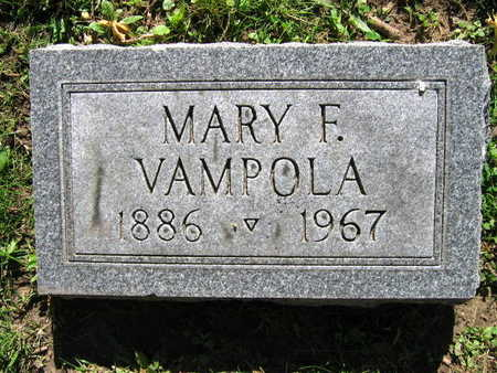 VAMPOLA, MARY F. - Linn County, Iowa | MARY F. VAMPOLA