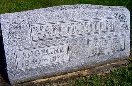 VAN HOUTEN, ANGELINE - Linn County, Iowa | ANGELINE VAN HOUTEN