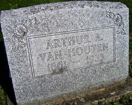 VAN HOUTEN, ARTHUR A. - Linn County, Iowa | ARTHUR A. VAN HOUTEN