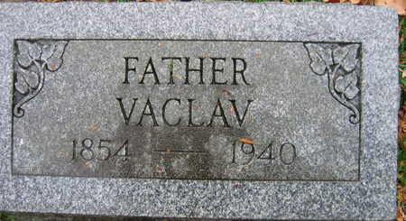 VANCURA, VACLAV - Linn County, Iowa | VACLAV VANCURA
