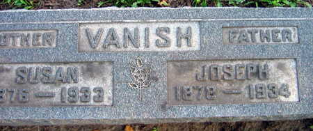 VANISH, SUSAN - Linn County, Iowa | SUSAN VANISH