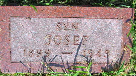 VANOURNY, JOSEF - Linn County, Iowa | JOSEF VANOURNY